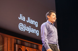 Jia Jiang, who redefined rejection by asking what seemed like impossible questions for 100 days and heard YES more often than not. (Photo Credit: Armosa Studios)