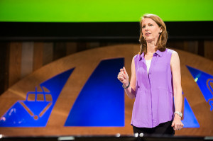 Author, Gretchen Rubin (Photo Credit: Armosa Studios)