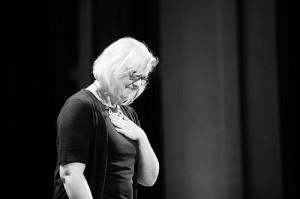 Public Radio Personality, Tess Vigeland (Photo Credit: Armosa Studios)